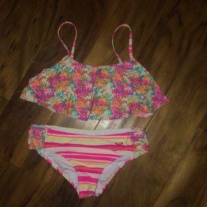 Roxy-brand bikini swimset